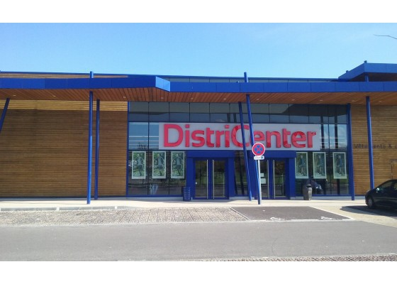 Magasin DistriCenter VERNON / ST MARCEL
