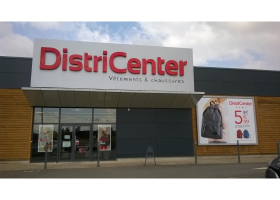 Magasin DistriCenter Neuchatel en bray