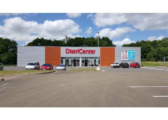 Magasin Districenter Chateaudun