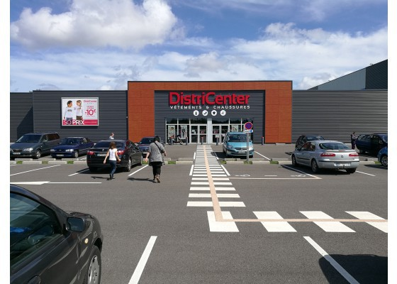 Magasin DistriCenter calais