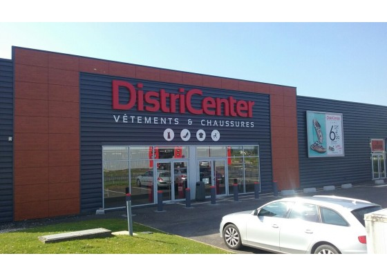Magasin DistriCenter CHAUNY / VIRY NOUREUIL