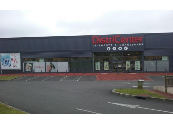 Magasin DistriCenter ANGOULEME / CHAMPNIER