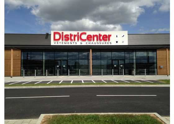 Magasin DistriCenter MONTFORT SUR MEU
