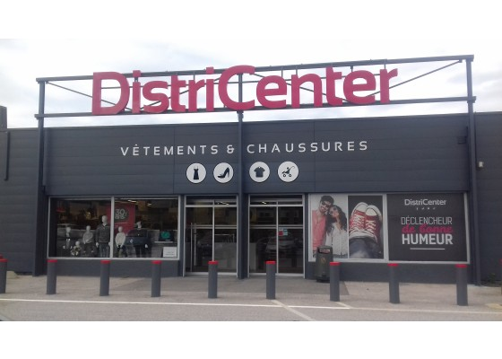 Magasin DistriCenter LE BOULOU