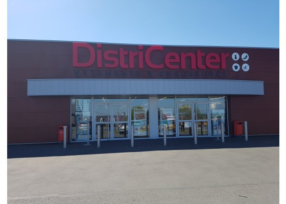 Magasin DistriCenter Granville