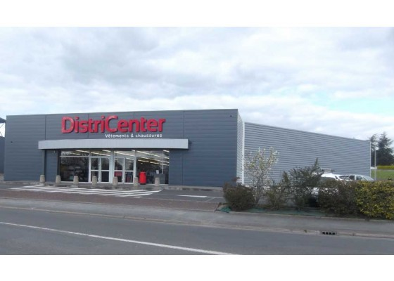 Magasin DistriCenter Ancenis