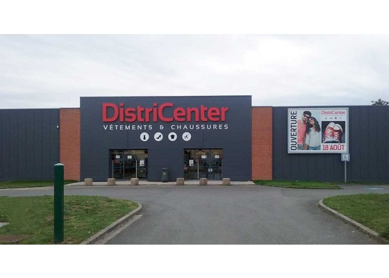 Magasin DistriCenter AUCHY LES MINES