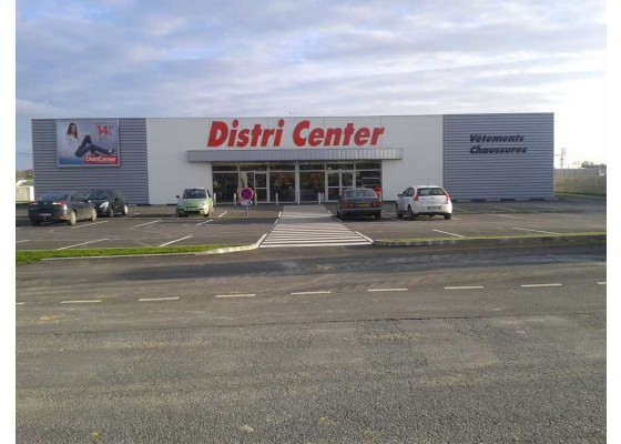 Magasin DistriCenter BLAIN