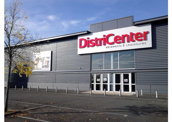 Magasin DistriCenter CHATEAUBRIANT