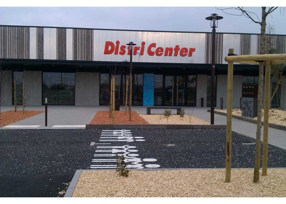 Magasin DistriCenter CLISSON / GETIGNE