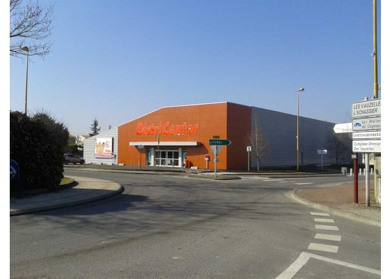 Magasin DistriCenter COGNAC / CHATEAUBERNARD