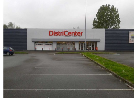 Magasin DistriCenter Flers