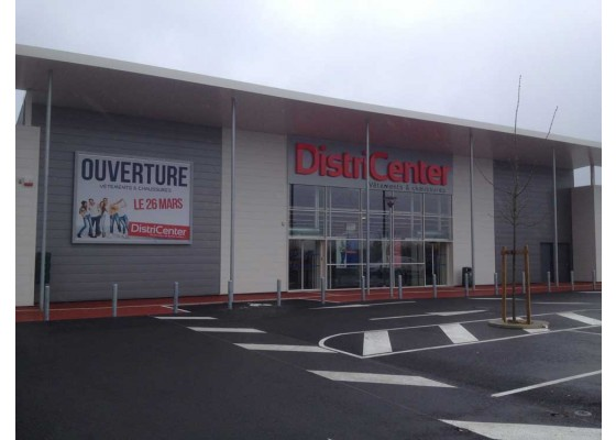 Magasin DistriCenter JONZAC