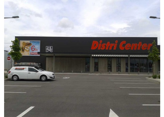 Magasin DistriCenter LA VILLE AUX DAMES