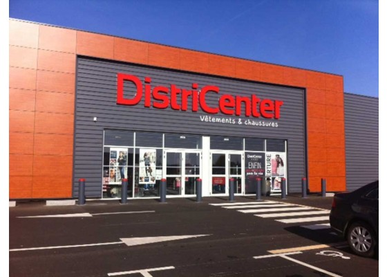 Magasin DistriCenter LE NEUBOURG / CROSVILLE LA VIEILLE