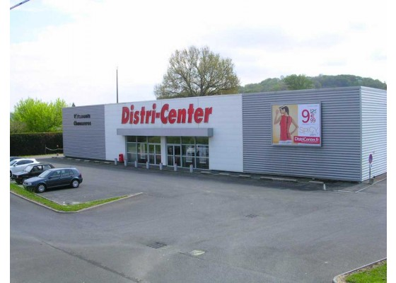 Magasin DistriCenter ORTHEZ