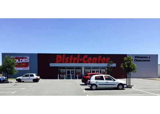 Magasin DistriCenter PAMIERS
