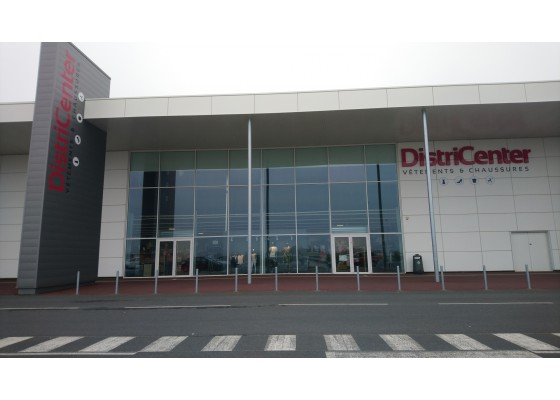 Magasin DistriCenter Pont Chateau