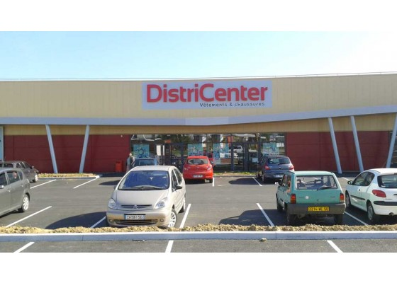 Magasin DistriCenter CHERBOURG / QUERQUEVILLE