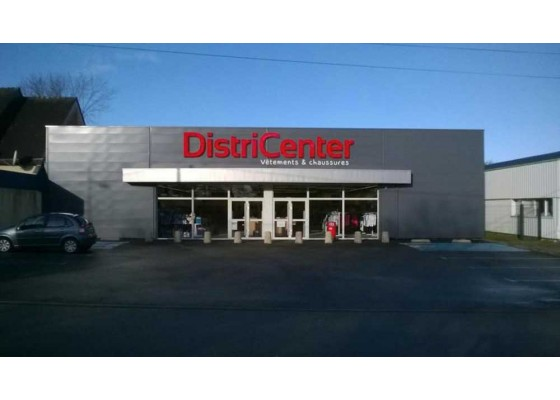 Magasin DistriCenter Questembert