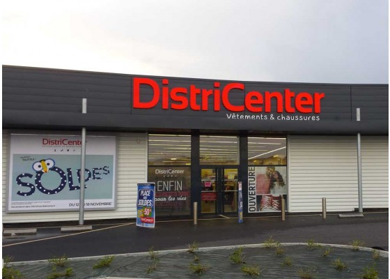 Magasin DistriCenter ROCHEFORT