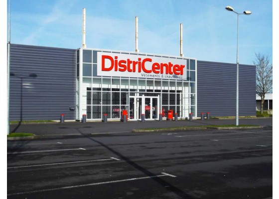 Magasin DistriCenter Viré