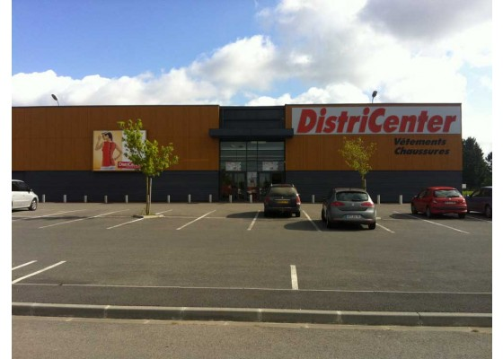 Magasin DistriCenter YVETOT