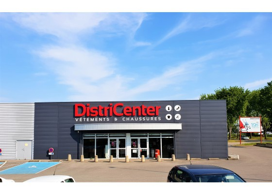 Magasin DistriCenter CHATEAU-GONTIER / AZE