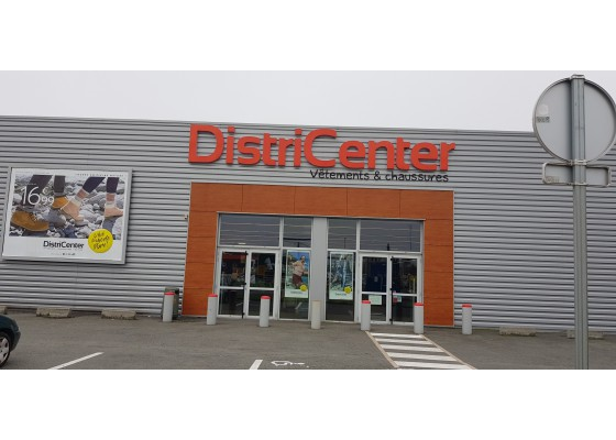 Magasin DistriCenter BLAYE / ST MARTIN LACAUSSADE