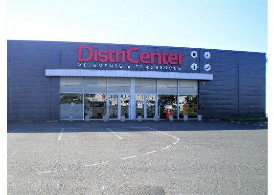 Magasin DistriCenter FOUGERES / LECOUSSE