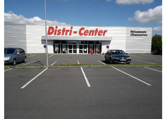 Magasin DistriCenter Lumbres