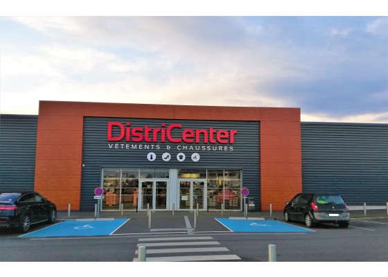 Magasin DistriCenter MORLAIX / ST MARTIN DES CHAMPS