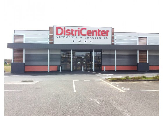 Magasin DistriCenter Nort sur Erdre