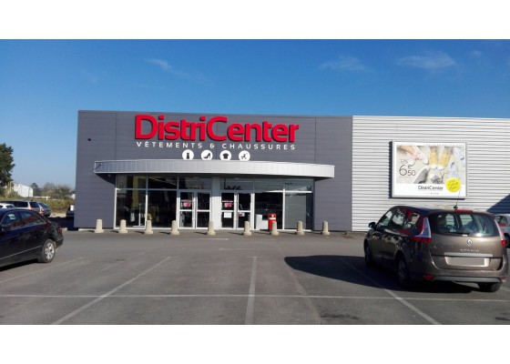 Magasin DistriCenter ST POL DE LEON