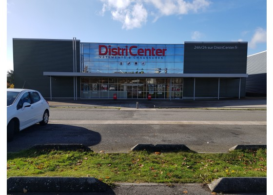 Magasin DistriCenter VITRE