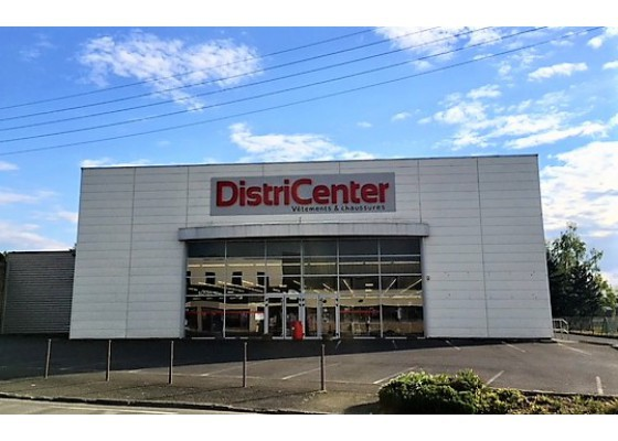Magasin DistriCenter Lamballe