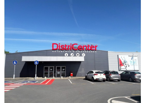Magasin DistriCenter LOCMINE