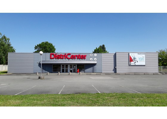 Magasin DistriCenter SEGRE