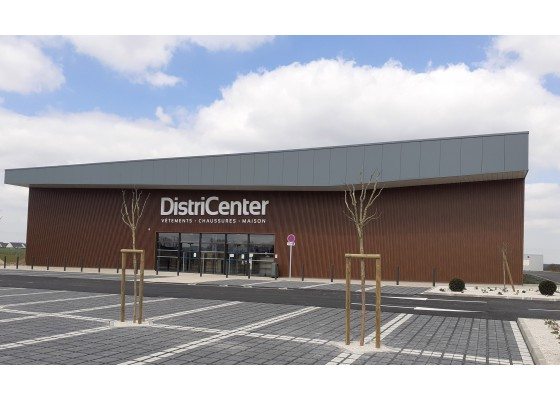 Magasin DistriCenter Amboise