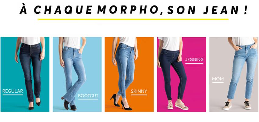 Guide du jean