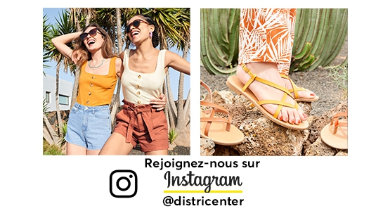 Instagram DistriCenter