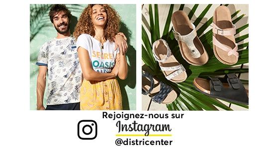 Instagram DistriCenter